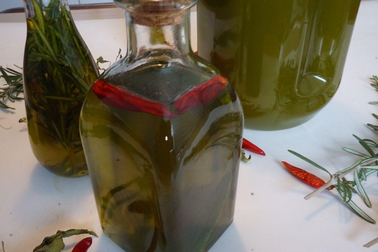 aceites especiados caseros 2